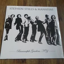 STEPHEN STILLS & MANASSAS - BANANAFISH GARDENS NY NEW 180g LP SEALED