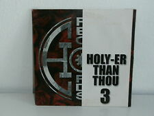 CD ALBUM Sampler HOLY ER THAN YOU 3 : YEARNING / DIVISION ALPHA / STILLE VOLK ..