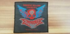 Dismember Massive Killing Capacity Patch Aufnäher Entombed Asphyx Vomitory Grave