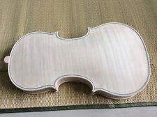 Nice White violin 4/4 flamed maple wood back spruce top Guarneri model 1741