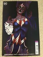 Wonder Woman #57 - Frison Variant - Witching Hour (DC, 2018, First Print) NM