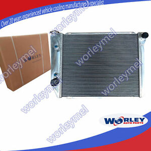 QLD RADIATOR FOR FORD FALCON XA XB XC XD XE GT FAIRMONT ZF CLEVELAND 351 302 V8