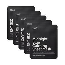 KLAIRS Midnight Blue Calming Sheet Mask 25mL * 5 PCS