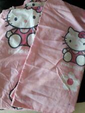 parure de lit 1 personne Hello Kitty