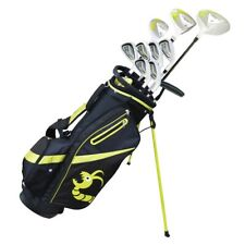 WOODWORM ZOOM V2 GOLF CLUBS PACKAGE SET WITH BAG MENS LEFT HAND