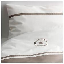NEW IKEA crib duvet cover/pillowcase white baby & children products textiles be
