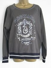 Harry Potter Ladies Slytherin Sweatshirt love to lounge Primark size 12-14 BNWT