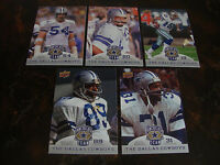 2009 Upper Deck Football---America's Team---Lot Of 5---Multi-Lots---See List