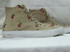 SHOES MAN WOMAN VINTAGE CONVERSE JOIN RED size 9,5 - 43 (024)