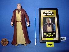 Star Wars 1999 ANAKIN SKYWALKER w/Flashback Photo POTF 3.75 inch Figure COMPLETE