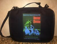 TRADING BOOK FOR DISNEY PINS HAUNTED MANSION Attraction Poster Vintage PIN BAG
