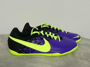Nike JR Elastico II Hallen Fußballschuhe Fußball Schuhe Größe 32 (#P101)