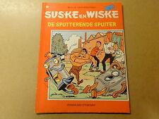 STRIP / SUSKE EN WISKE 165: DE SPUTTERENDE SPUITER | Herdruk 1980