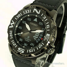 New SEIKO PROSPEX LIMITED EDITION AUTO RADIANT BLACK FACE SRP579K1
