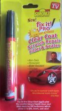 Fix It Pro Car Chiaro Cappotto Scratch riparazione sigillante riempitivo e penna