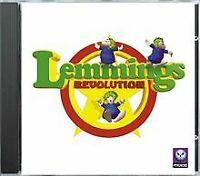 Lemmings Revolution von ak tronic   Game   Zustand gut