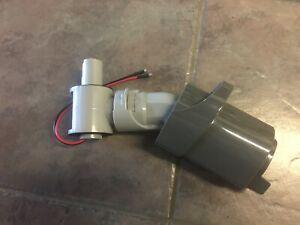 Beam Q Central vac Solaire Electrolux Neck assembly EL7020B BZ EL7055B BZ 155259