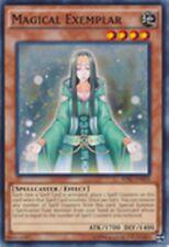 Magical Exemplar COMMON X 1 SDSC Mint YUGIOH card