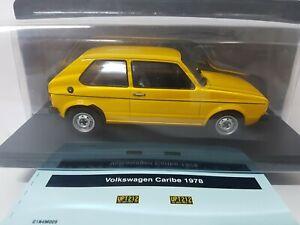 Volkswagen caribe 1/24 Autos inolvidable mexico 1978 ixo Salvat