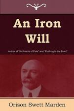 An Iron Will (Paperback or Softback)
