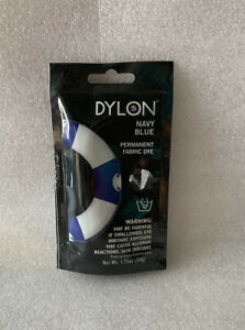 87008 DYLON PERMANENT FABRIC DYE 1 75OZ NAVY BLUE