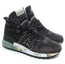 Premiata Jeff 4306 misura 44 scarpe scarpa stivaletto Nero/grigio