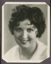 HELEN KAYE Max Fleischer BETTY BOOB Inspiration 1929 Glamour Portrait Photo