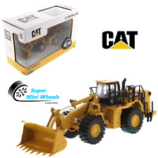 CAT 1:64 - 988h Wheel Loader Construction Vehicle Diecast Metal