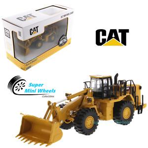 CAT 1:64 - 988h Wheel Loader Construction Vehicle Diecast Metal