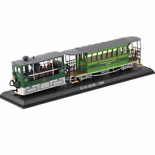 1:87 Scale Atlas Diecast Green G 33 (SLM)-1894 Tram Model Trolley Vehicle Bus