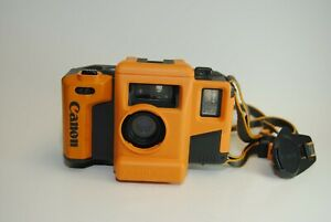 Canon AS-6 Underwater 35mm Film Camera - Broken