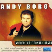 Andy Borg Wieder in die Sonne fliegen (compilation, 14 tracks, 2001, Koch) [CD]