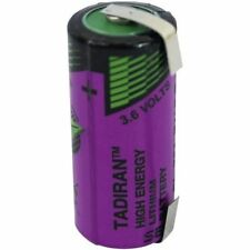 Tadiran Batteries SL761T 2/3 AA Size 1500mAh Lithium Battery Cell 3.6V Tagged