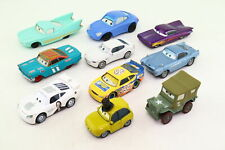 Disney; From The Movie Cars; 10x Assorted Character Vehicles; V Good Unboxed