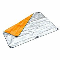 Outdoor First Aid Emergency Blanket Emergency Sleeping Bag Insulation Reflective