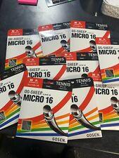 10 Sets of Gosen OG Micro 16g sets Retail $40 Value 50% OFF