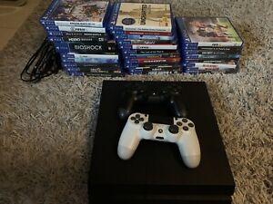 Playstation 4 + 30 Jeux
