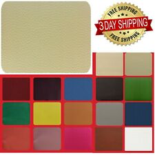 Genuine Leather Repair Patches Multi Colors Size 4''x 4'' - 3 DAYS FREE SHIPPING
