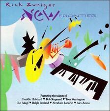 New Frontier - Rick Zunigar (or Rick Zuniger) (CD 1989)