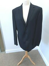 Next Gentlemans Navy Pinstripe Two Piece Suit - UK Size 40R