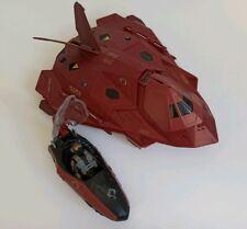 Gi Joe Jet Rise Of The Cobra Crimson Hydra +Aero Viper Stealth Plane