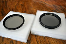 55mm B+W Circular Polarizer + 55mm B+W ND2x Made in Germany New      #55m5n/
