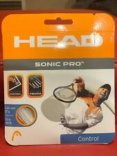 Lot of 10 New Head Sonic Pro 17g sets (white color) $100.00 Value 50% OFF
