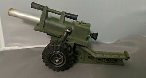 Vintage 1960's Deluxe Reading Mighty Mo Howitzer Cannon PARTS/REPAIRS