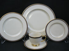 LENOX China Hamilton ~ (1) ~ 5 Piece Place Setting~1st Quality ~ Perfect