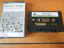 Rare Asia GEORGE MICHAEL Listen Without Prejudice Cassette Tape (George Michel)