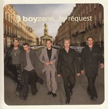 BOYZONE ...By Request CD    SirH70