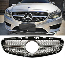 Mercedes E,2013+,w212/s212,saloon,estate diamond/AMG E63 grill,E220,E250,E350CDI