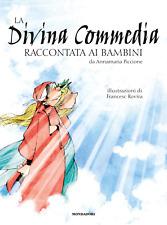 La Divina Commedia raccontata ai bambini - Piccione Annamaria