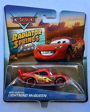 Disney Pixar Cars Radiator Springs Classic Bug Mouth Lightning McQueen Toys r Us